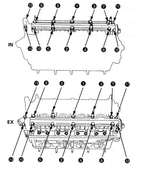 Torque Spec For Cam Plug/seal Replacement